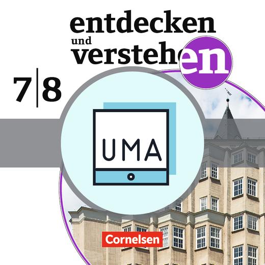 Entdecken und verstehen - Unterrichtsmanager Plus auf USB-Stick - 7. Schuljahr