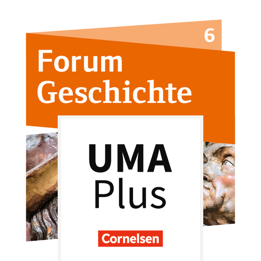 Forum Geschichte - Neue Ausgabe - Unterrichtsmanager Plus online - 6. Schuljahr