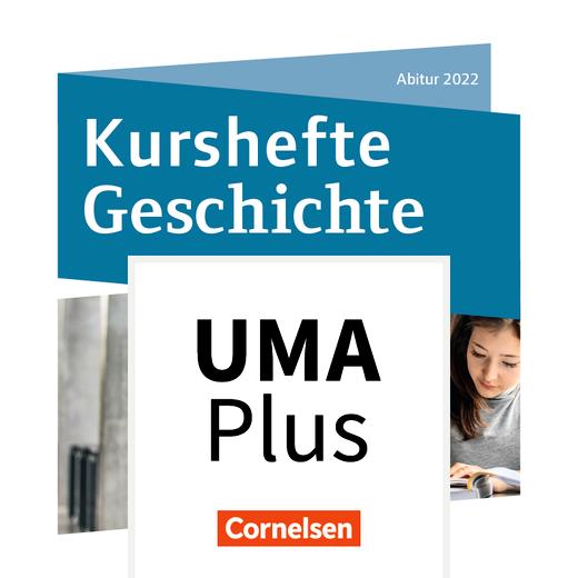 Kurshefte Geschichte - Abitur Niedersachsen 2022 - Kompendium - Unterrichtsmanager Plus online