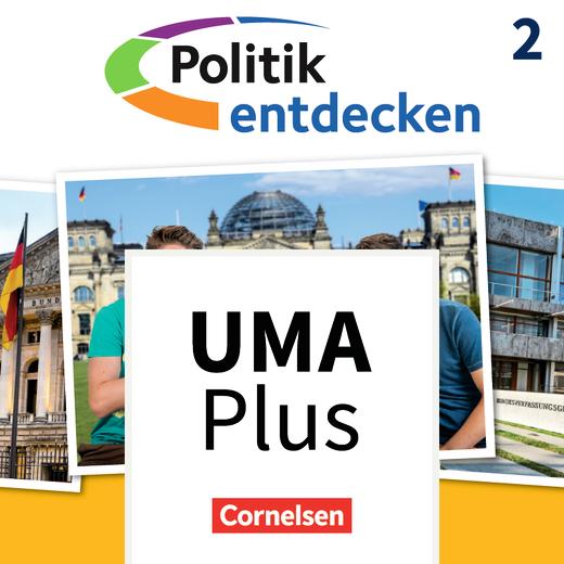 Politik entdecken - Unterrichtsmanager Plus online - Band 2