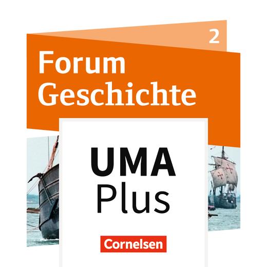 Forum Geschichte - Neue Ausgabe - Unterrichtsmanager Plus online - Band 2