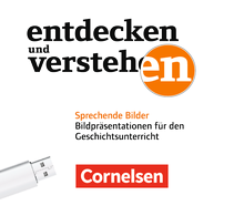 Entdecken und verstehen - Sprechende Bilder Neubearbeitung - Bildpräsentationen für den Geschichtsunterricht - USB-Stick