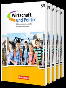 Wirtschaft und Politik - Differenzierende Ausgabe Nordrhein-Westfalen