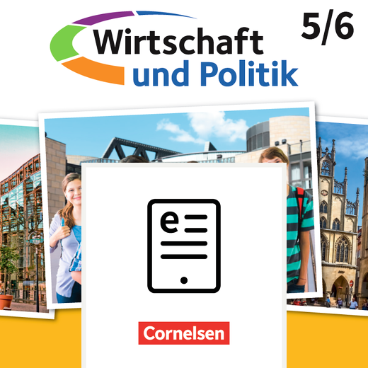 Wirtschaft und Politik - Schülerbuch als E-Book - 5./6. Schuljahr