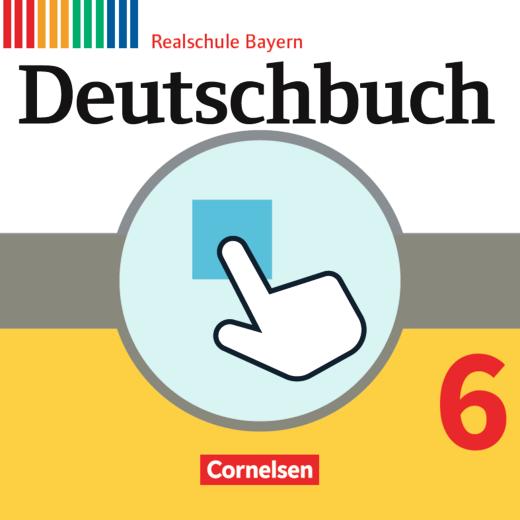 Deutschbuch - Interaktive Übungen als Ergänzung zum Arbeitsheft - 6. Jahrgangsstufe