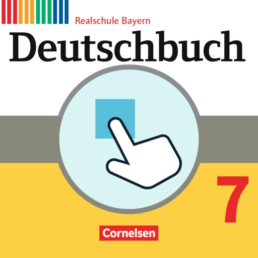 Deutschbuch - Interaktive Übungen als Ergänzung zum Arbeitsheft - 7. Jahrgangsstufe
