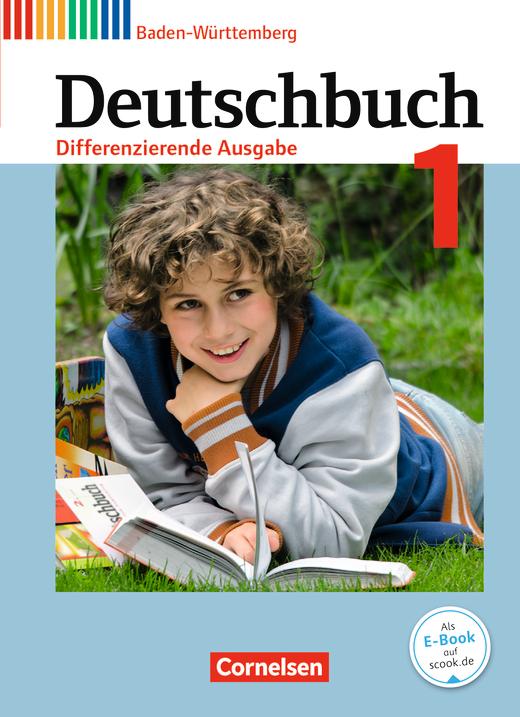 Deutschbuch - Schülerbuch - Band 1: 5. Schuljahr