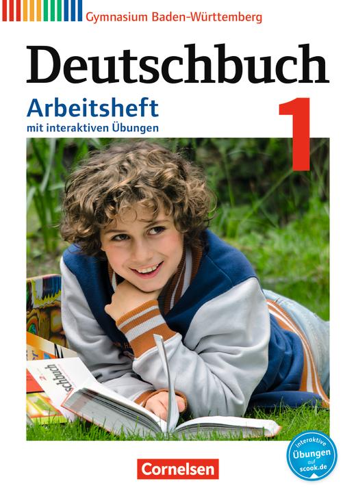 Deutschbuch Gymnasium - Arbeitsheft mit interaktiven Übungen auf scook.de - Band 1: 5. Schuljahr