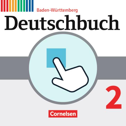 Deutschbuch Gymnasium - Interaktive Übungen als Ergänzung zum Arbeitsheft - Band 2: 6. Schuljahr
