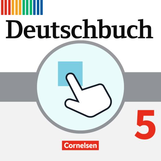 Deutschbuch Gymnasium - Interaktive Übungen als Ergänzung zum Arbeitsheft - Band 5: 9. Schuljahr