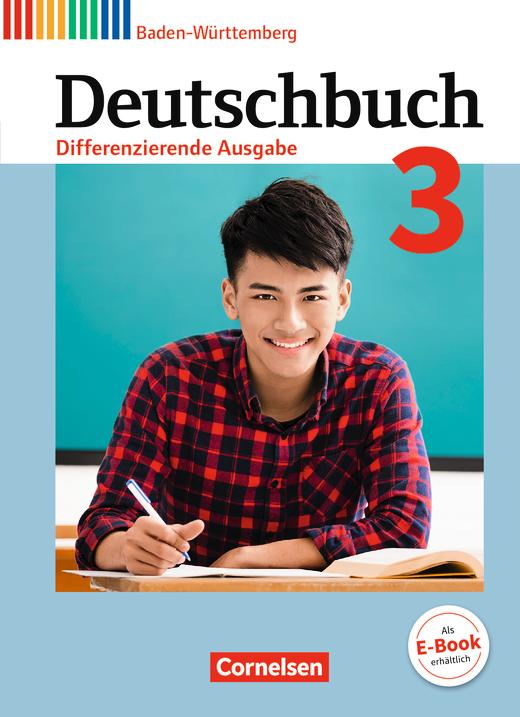 Deutschbuch - Schülerbuch - Band 3: 7. Schuljahr