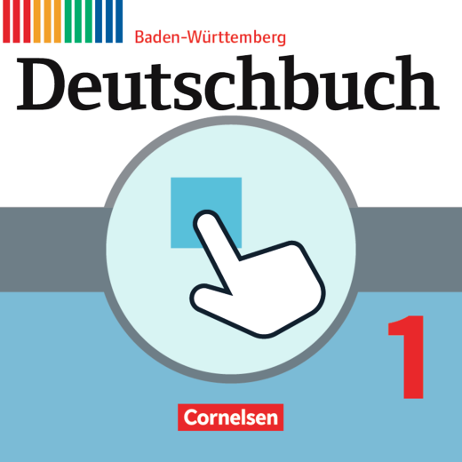 Deutschbuch - Interaktive Übungen als Ergänzung zum Arbeitsheft - Band 1: 5. Schuljahr