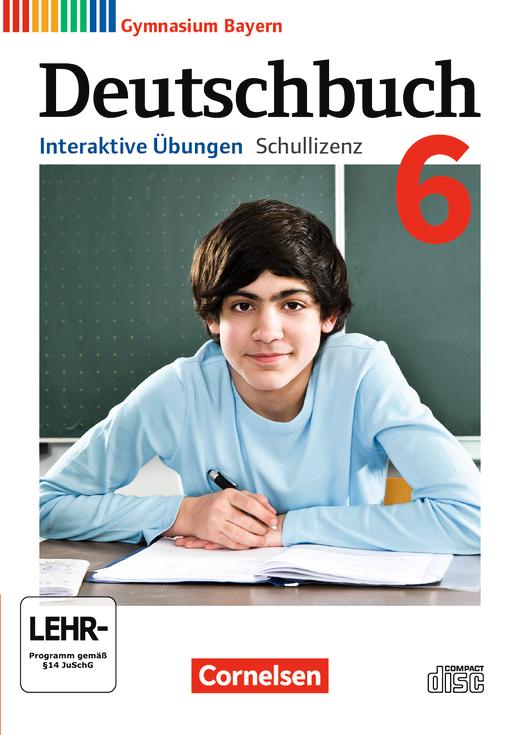 Deutschbuch Gymnasium - Interaktive Übungen als Ergänzung zum Arbeitsheft - 6. Jahrgangsstufe