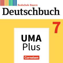 Deutschbuch - Unterrichtsmanager Plus online - 7. Jahrgangsstufe