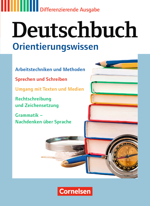 Deutschbuch - Orientierungswissen - Schülerbuch - 5.-10. Schuljahr
