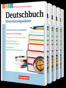 Deutschbuch - Differenzierende Ausgabe Rheinland-Pfalz 2011