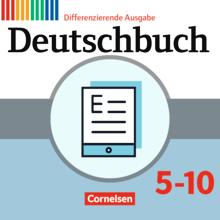 Deutschbuch - Orientierungswissen - Schülerbuch als E-Book - 5.-10. Schuljahr