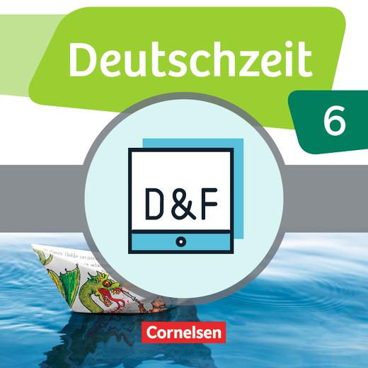 Deutschzeit - Diagnose und Fördern online - 6. Schuljahr