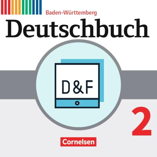Deutschbuch Gymnasium - Diagnose und Fördern online - Band 2: 6. Schuljahr
