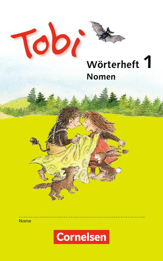 Tobi - Wörterhefte Nomen