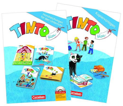 Tinto 1 - Handreichungen für den Unterricht, Kopiervorlagen und CD-ROM - 1./2. Schuljahr