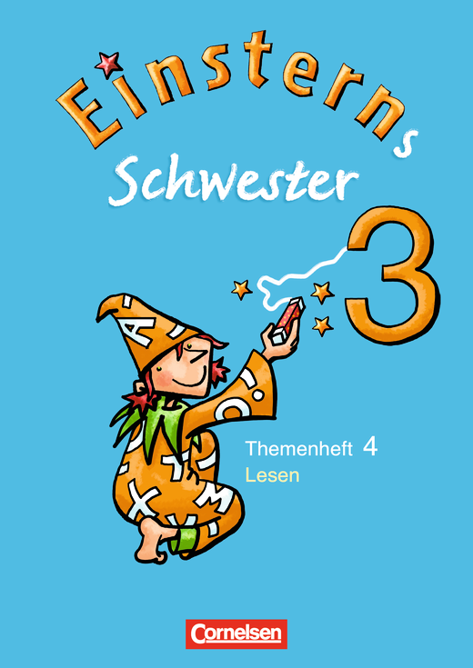 Einsterns Schwester - Heft 4: Lesen - 3. Schuljahr