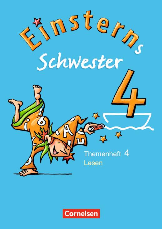 Einsterns Schwester - Heft 4: Lesen - 4. Schuljahr