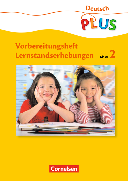 Deutsch plus - Grundschule - Arbeitsheft mit Lösungen - 2. Schuljahr