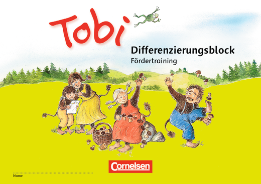 Tobi - Differenzierungsblock Fördertraining