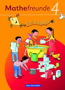 Mathefreunde - Ferienheft - 4. Schuljahr