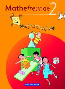 Mathefreunde - Ferienheft - 2. Schuljahr