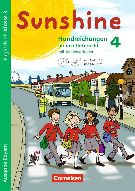 Sunshine - Handreichungen für den Unterricht - 4. Jahrgangsstufe