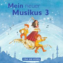 Mein neuer Musikus - CD 1-2 - 3. Schuljahr