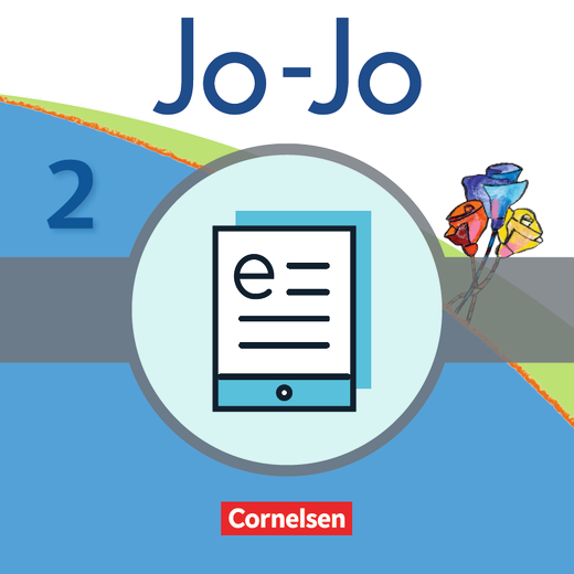 Jo-Jo Sprachbuch - Schülerbuch als E-Book - 2. Schuljahr