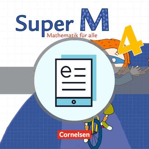 Super M - Schülerbuch als E-Book - 4. Schuljahr