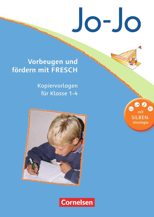 Jo-Jo Sprachbuch - FRESCH: Vorbeugen und fördern - Kommentierte Kopiervorlagen - 1.-4. Schuljahr