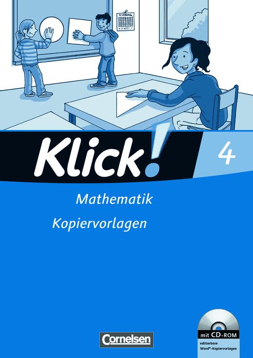Klick! Mathematik - Unterstufe - Kopiervorlagen mit CD-ROM - 4. Schuljahr