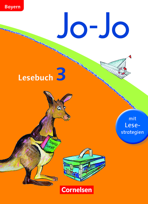 Jo-Jo Lesebuch - Schülerbuch - 3. Jahrgangsstufe