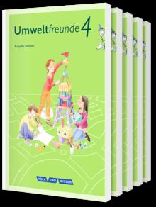 Umweltfreunde - Sachsen - Ausgabe 2016