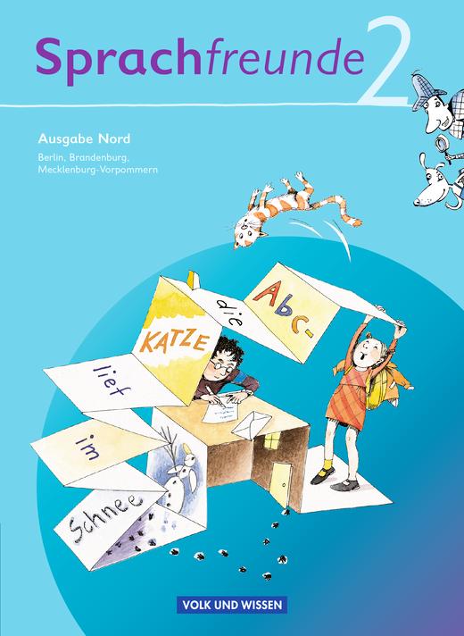 Sprachfreunde - Sprachbuch - 2. Schuljahr