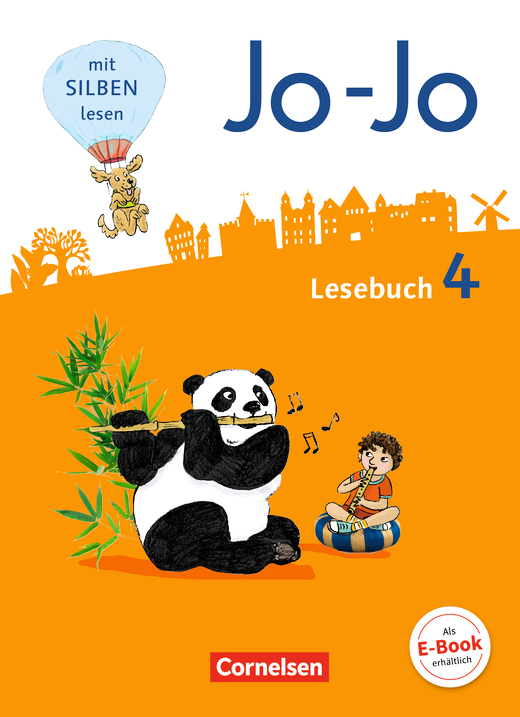 Jo-Jo Lesebuch - Schülerbuch - 4. Schuljahr