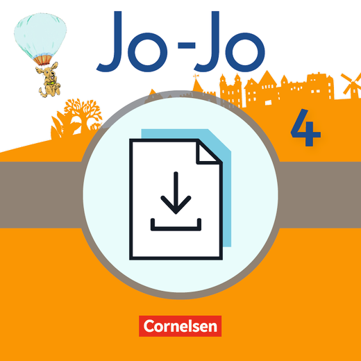 Jo-Jo Lesebuch - Lösungen zum Förderheft als Download - 4. Schuljahr