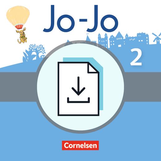 Jo-Jo Sprachbuch - Lösungen zum Arbeitsheft als Download - 2. Schuljahr