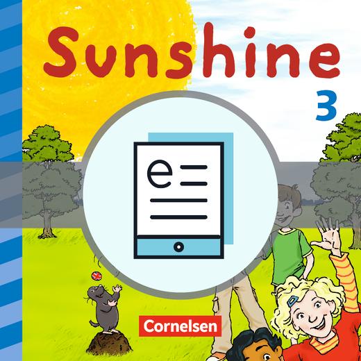 Sunshine - Pupil's Book als E-Book - 3. Jahrgangsstufe