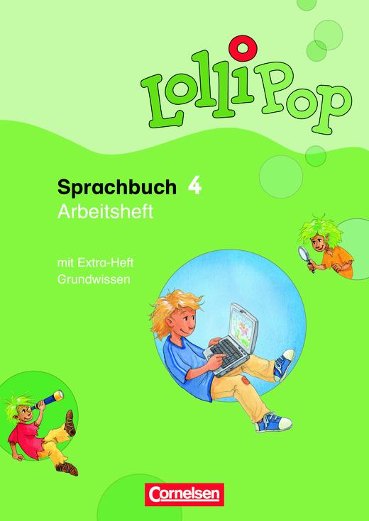 Lollipop Sprachbuch - Arbeitsheft - 4. Schuljahr