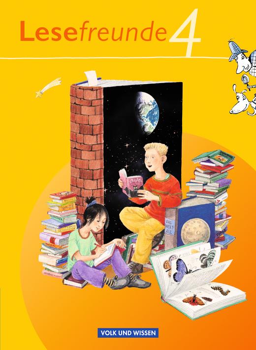 Lesefreunde - Lesebuch - 4. Schuljahr