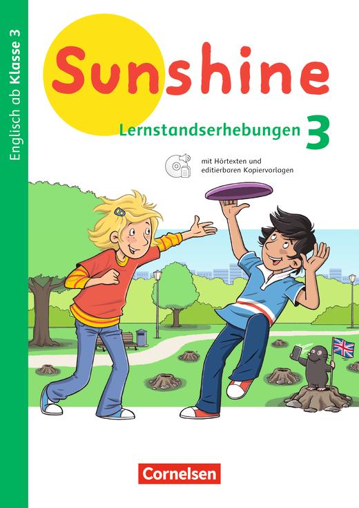 Sunshine - Lernstandserhebungen mit CD-Extra - 3. Jahrgangsstufe