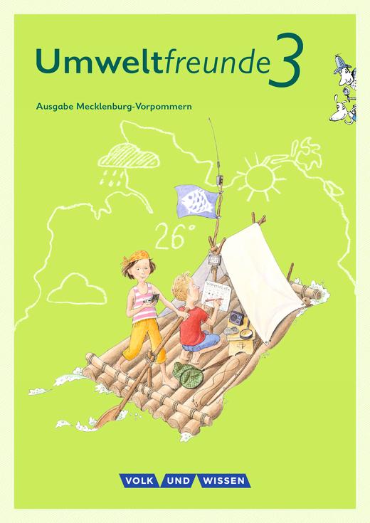 Umweltfreunde - Schülerbuch - 3. Schuljahr