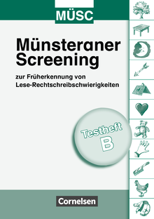 Münsteraner Screening (MÜSC) - 15 Testhefte B