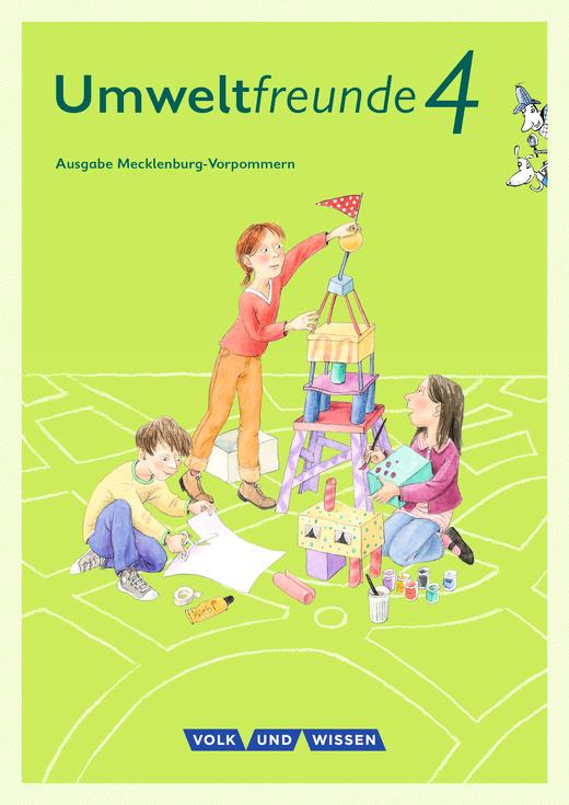 Umweltfreunde - Schülerbuch - 4. Schuljahr